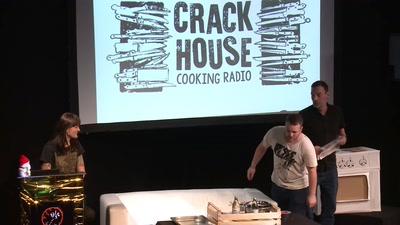 Crackhouse -die KochRadioShow-