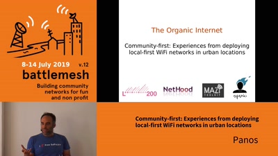 Community-first: Experiences from deploying local-first WiFi networks in urban locations