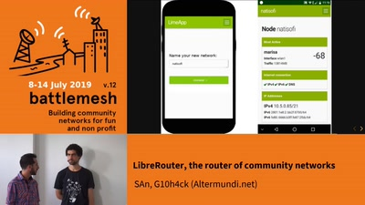 LibreRouter, the router of community networks
