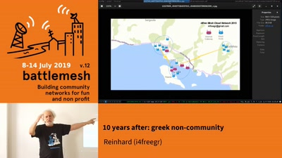 10 years after: greek non-community